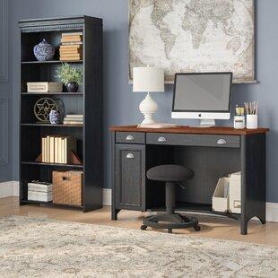 Darby Home Co Carroll 2 Piece Desk Office Suite