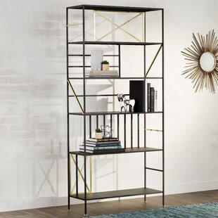 Cutlip Etagere Bookcase By Mercury Row