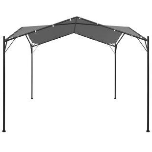 Bonnett 4m X 4m Steel Pop-Up Gazebo By Sol 72 Outdoor