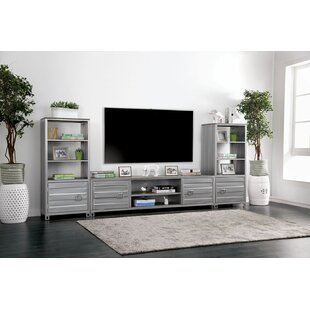 Jacquelyn TV Stand for TVs up ..
