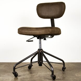 Nuevo Rand Leather Desk Chair