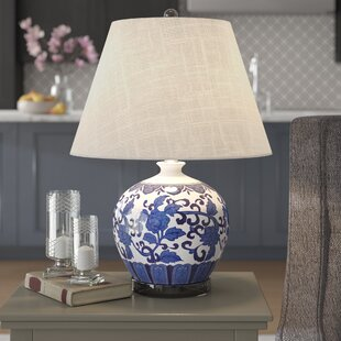 Searching for Silvera 20.5 Table Lamp By Three Posts