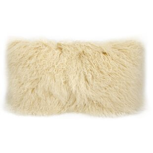 Surrey Faux Fur Lumbar Pillow