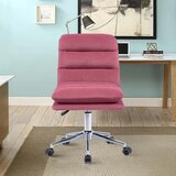 Swivel Office Chair For Living Room/Bed Room, Modern Leisure Adjustable Office Chair
