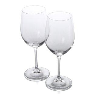Vinum 23 Oz. Crystal Stemmed Wine Glass (Set Of 2) by Riedel #2