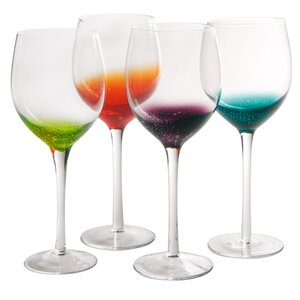 Brumback Wine Glass (Set of 4)