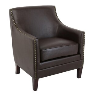 Miceli Nailhead Club Chair