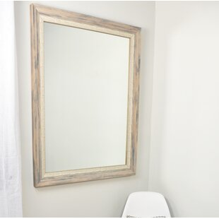 Find for Weathered Beach Wall Mirror ByBrandt Works LLC
