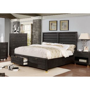 Meda Platform Configurable Bedroom Set