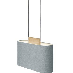 Pablo Designs Belmont LED Drum Pendant