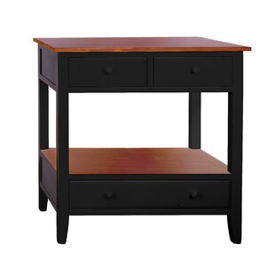 Pauline End Table with Storage by Porthos Home