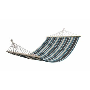 Vanderbilt 6.5' Cotton Outdoor Double Tree Hammock
