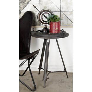 Reviews Mulberry End Table By Breakwater Bay