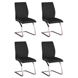 Orren Ellis Clouse Parsons Chair (Set of 4)