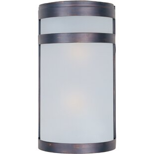 Zipcode Design Alyce 2-Light Outdoor Bulkhead Light