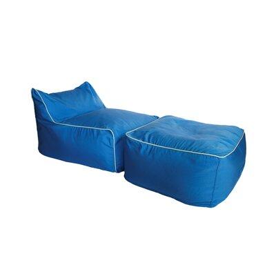 Cool Hip Chik Chairs Sunbrella Bean Bag Lounger Set Upholstery Frankydiablos Diy Chair Ideas Frankydiabloscom