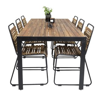 Ranbir 6 Seater Dining Set By Sol 72 Outdoor