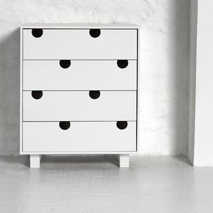 House 4 Drawer Chest Of Drawers By Karup Design