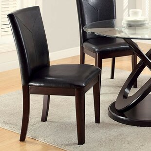 Colm Upholstered Dining Chair (Set of 2) by Alcott Hill