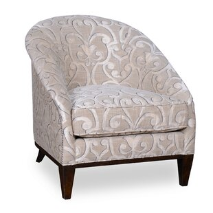 Read Reviews Seo Barrel Chair by Willa Arlo Interiors Reviews (2019) & Buyer's Guide