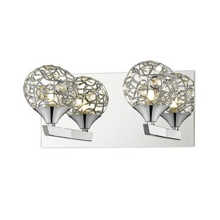 Mercer41 Lelia 2-Light Vanity Light