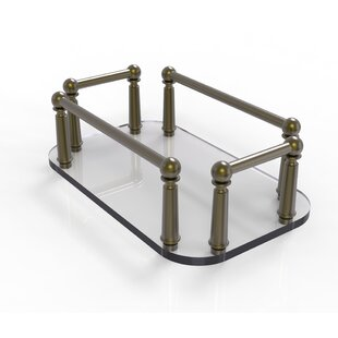 Allied Brass Vanity Top Wall Mount Soap Dish