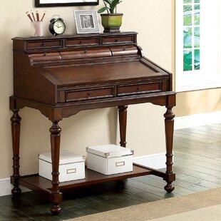 Kaylie Secretary Desk by Alcott Hill New Design