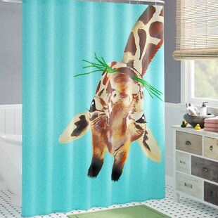 Nadine Single Shower Curtain