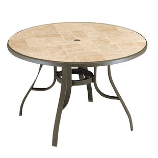 Grosfillex Commercial Resin Furniture Louisiana Dining Table