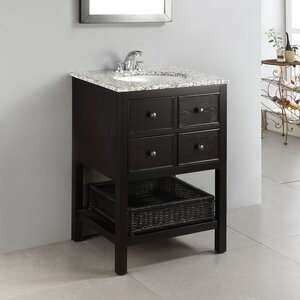 Burnaby 25 Single Bathroom Vanity Set