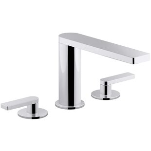 Kohler Composed® Widespread Bathroom Faucet