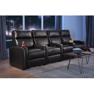 Ovations Home Theater Sofa Row of 3