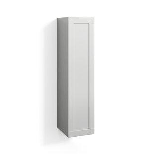 Pritchett 30 X 123cm Wall Mounted Tall Bathroom Cabinet By Ebern Designs
