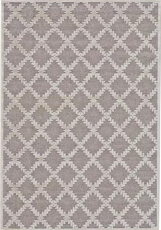 Prioleau Grey Area Rug