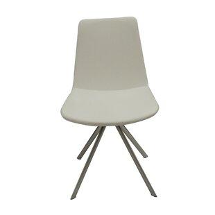 Ivy Bronx Fechteler Eco Leather Side Chair