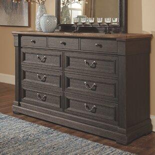 Edmore 9 Drawer Dresser