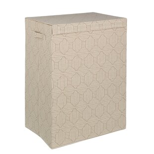 Hexagon Laundry Bin By August Grove