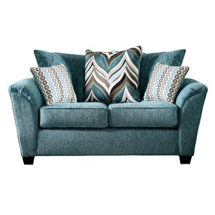 Coupon Rossie Loveseat by Latitude Run Reviews (2019) & Buyer's Guide