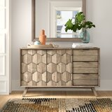 Audubon 3 Drawer Combo Dresser by Foundstone™