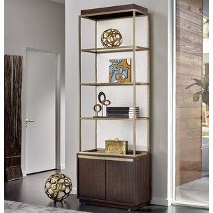 Aiello Standard Bookcase by Willa Arlo Interiors Office Furniture