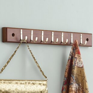 Inexpensive Home Essential 7-Hook Hanging Organizer ByProman Products