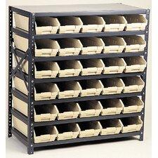 Economy Shelf Storage Units by Quantum Storage