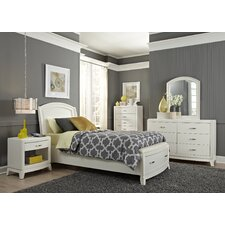 Loveryk Storage Platform Customizable Bedroom Set by Darby Home Co