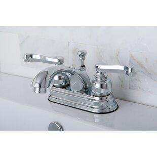 Kingston Brass Royale Centerset Bathroom Sin..