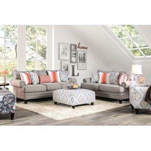 Winston Porter Kibby Living Room Set
