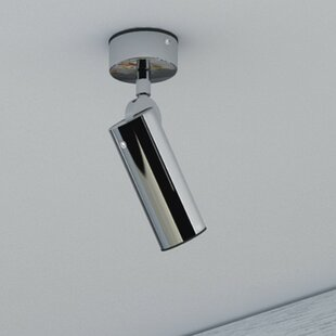 ZANEEN design Tub 1-Light Semi Flush Mount