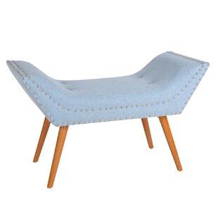 Porthos Home Gina Upholstered Bench