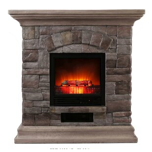 Baden Portable Electric Fireplace by Loon Peak