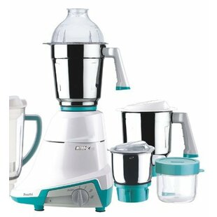 Nitro 550 Watts 5 speed 3 Jar Mixer Grinder