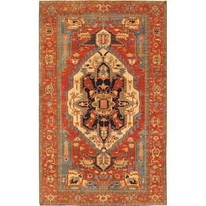 Hand-Knotted Lamb's Wool Area Rug